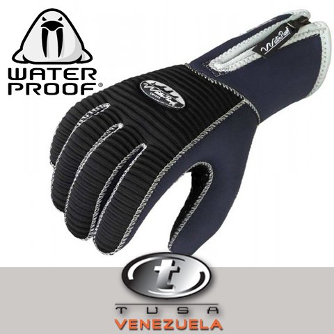 Waterproof Guantes Crux - 3mm - CRUX3L